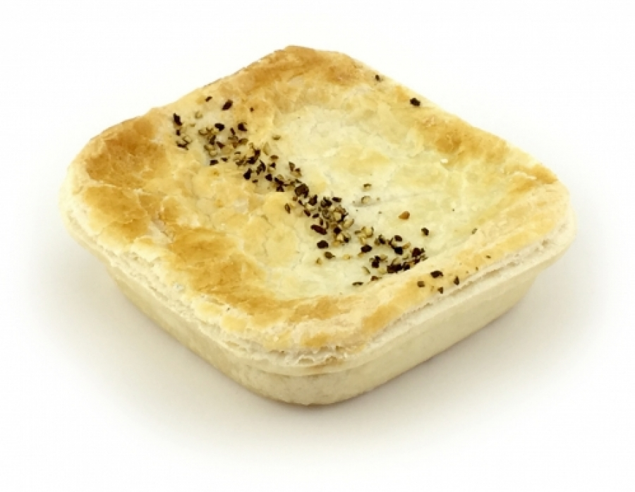 Pies - Beef & Cracked Pepper 250g Chef inspired