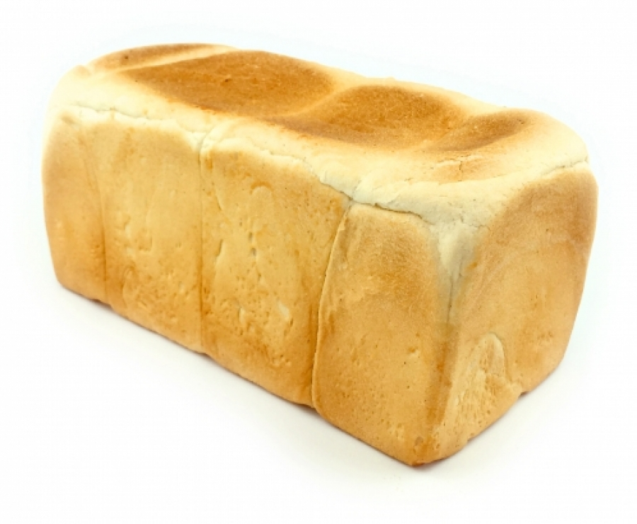 Bread -Cafe Style Loaf White 800g