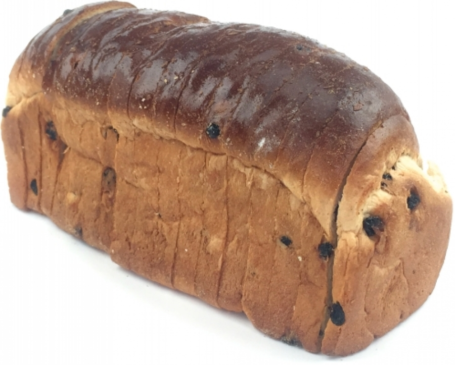 Bread -Raisin Loaf Toast Sliced 680g