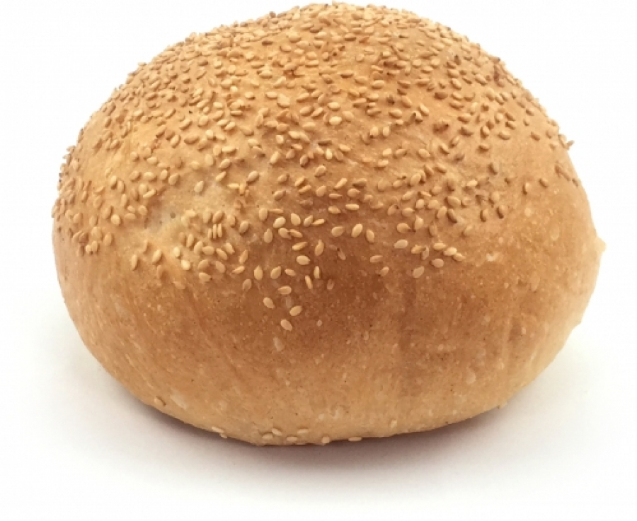 Bread -Rounds Roll - Sesame Seeds 80g